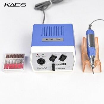 30000RPM Blue Electric Nail Art Drill Manicure Tools Pedicure Acrylics Nail art Drill Pen Machine Set Nail Equipment