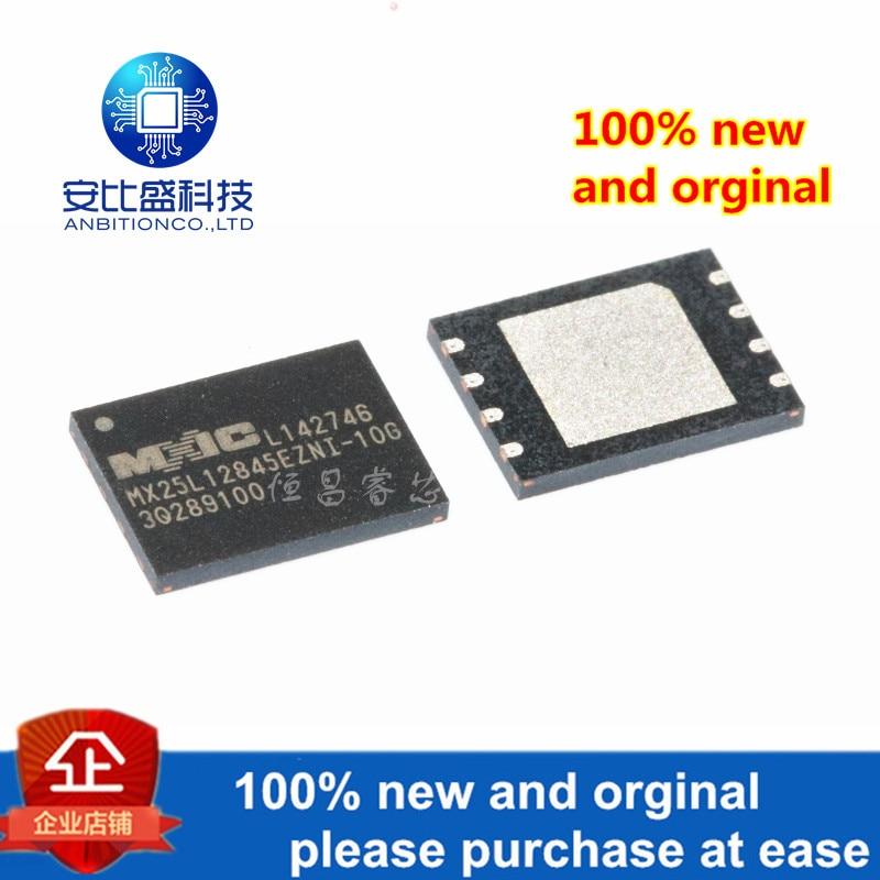 2pcs 100% New And Orginal MX25L12845EZNI-10G Silk-screen 25L12845EZNI-10G128Mbit In Stock