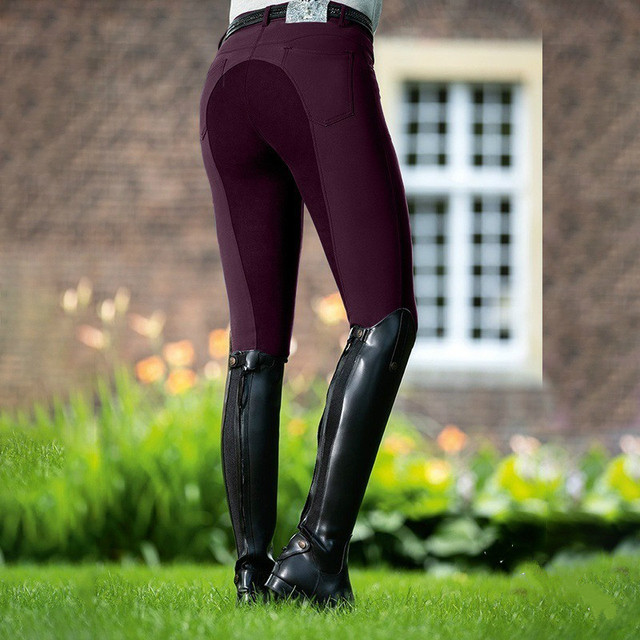 Stylish Equestrian Riding Pants For Adults & Kids 4