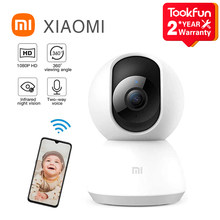 Global Version Xiaomi Mi Home Security Camera 360° 1080P HD WiFi Night Vision IP Detect Alarm Webcam Video Baby Security Monitor