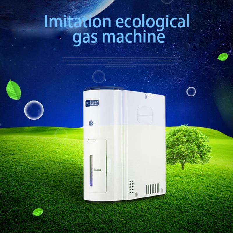 2L High-end Home Imitation Ecological Oxygen Machine Elderly Pregnant Women Oxygen Machine High Concentration Oxygen Machine