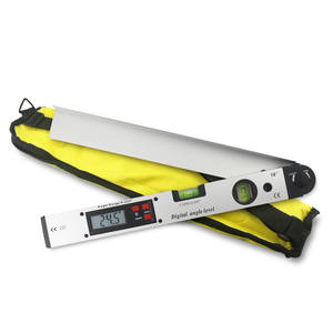 Digital Electronic Protractor 225 degree Angle Finder 400mm Level Measuring Gauge Meter