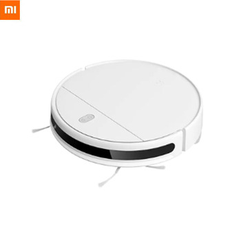 Xiaomi Mijia Robot Vacuum Cleaner G1 Automatic Dust Sterilize App Smart Control Sweeping Mopping Cleaner for Home new xiaomi mijia robot vacuum cleaner 1s 2 for home wifi app smart planned automatic sweeper dust sterilize cyclone suction
