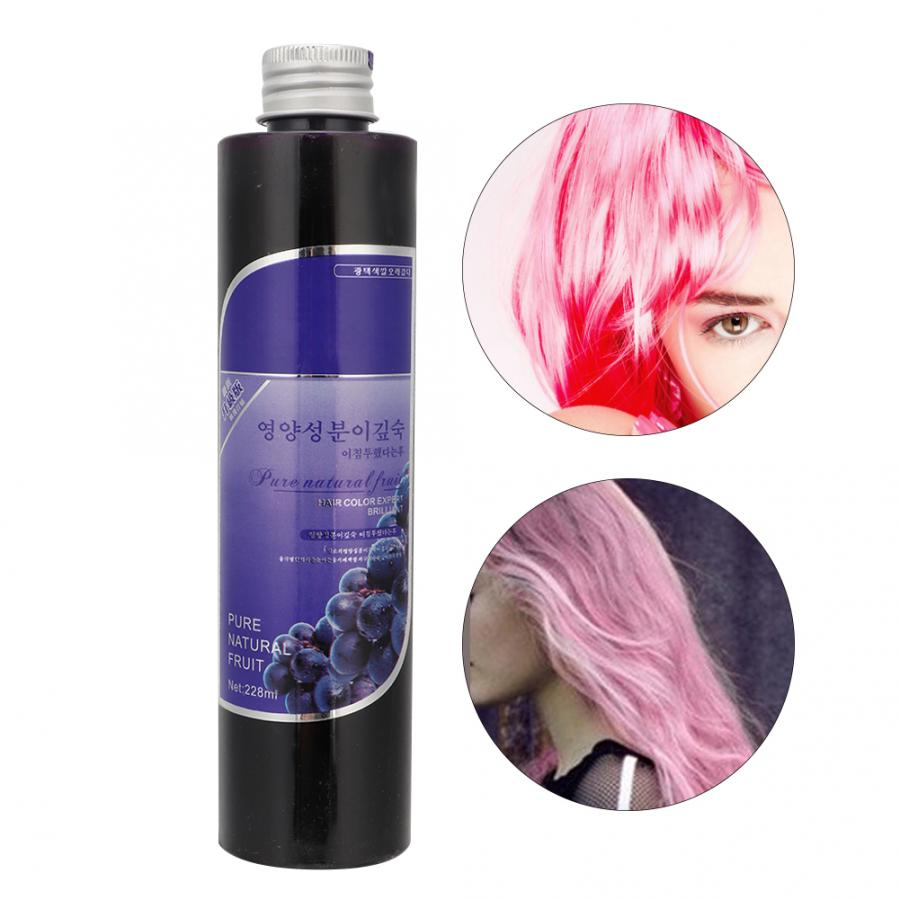 do cabelo creme semi permanente longo-lasing tintura