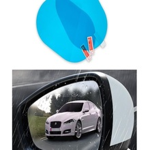 Car glass anti-fog and rain-proof film Car rearview mirror sticker modification For Audi