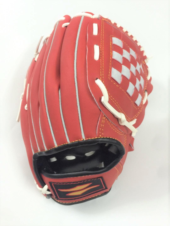 Leather Baseball Batting Gloves Men Kids Right Hand Baseball Glove Equipment Catcher Guante Beisbol Sports Accessories BJ50ST