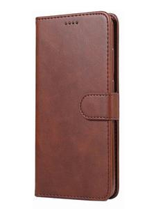 Case for Wallet Coque Phone-Bag Closure Flip Magnetic Xiaomi Redmi Luxury Plain 8-8a