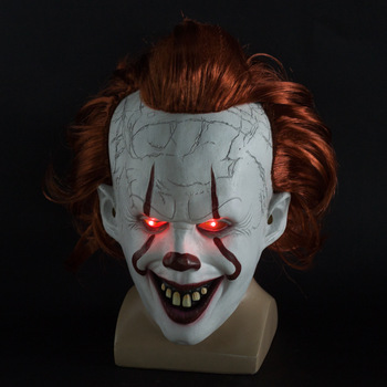 Pennywise Led Halloween Mask