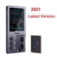 Qianli-programador de reparación de tono verdadero ICopy Plus, para 7/8/8P/X/XR/XS MAX/11 Pro Max LCD/vibrador, transferencia EEPROM, 2,1