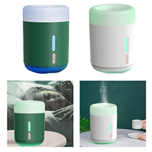 Aroma Diffuser Sprayer USB Portable Humidifier with Light Cool Mist Maker