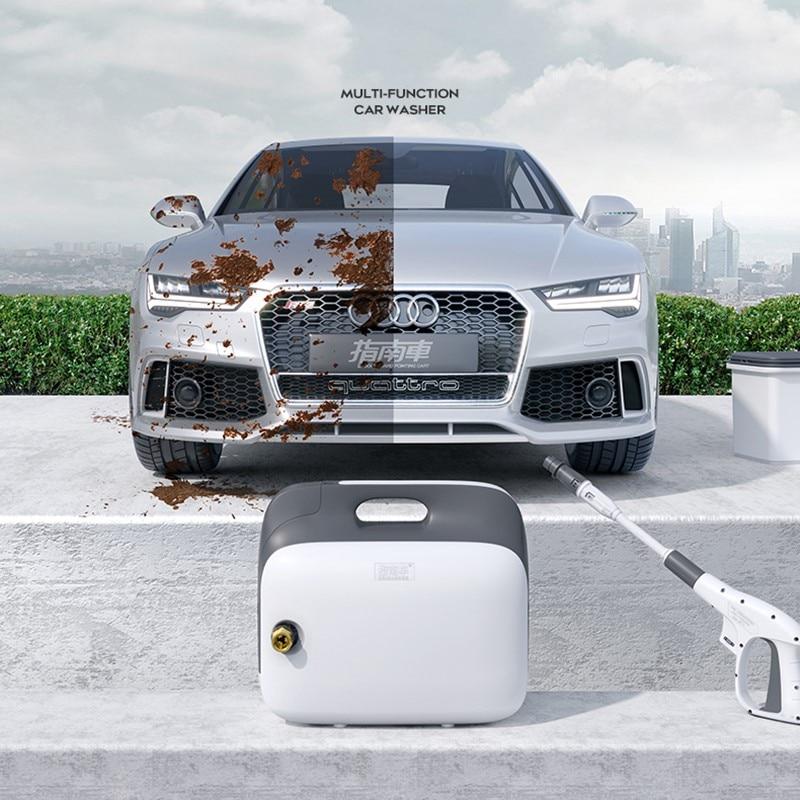 Pressure Washer Car Washer High Pressure Water Pump Water Gun Household Washing Machine High-power Portable Car Wash Artifact