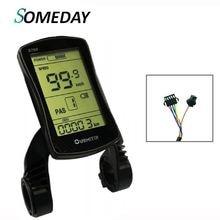 ЖК дисплей для электровелосипеда 24 В 36 48