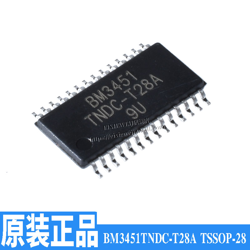 20PCS BM3451TNDC-T28A TSSOP-28 <font><b>BM3451</b></font> new original in stock image