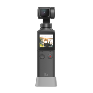 Image 4 - FIMI PALM 3 axis Stabilized Handheld Camera 120g 4K UHD 128° Ultra Wide Angle Smart Track Built in Microphone & Wi Fi Control