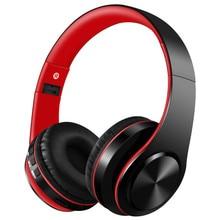 Headset Bluetooth Nirkabel Mikrofon
