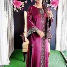 African Design Dashiki Dress Silk Beading Abaya Bandage Maxi Bazin Vintage Long Sleeve Robe Gowns Africa Sexy Lady Party