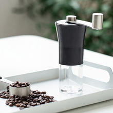 Mill-Machine Grinders Coffee-Bean Hand-Manual Burr Kitchen Stainless-Steel Portable Mini