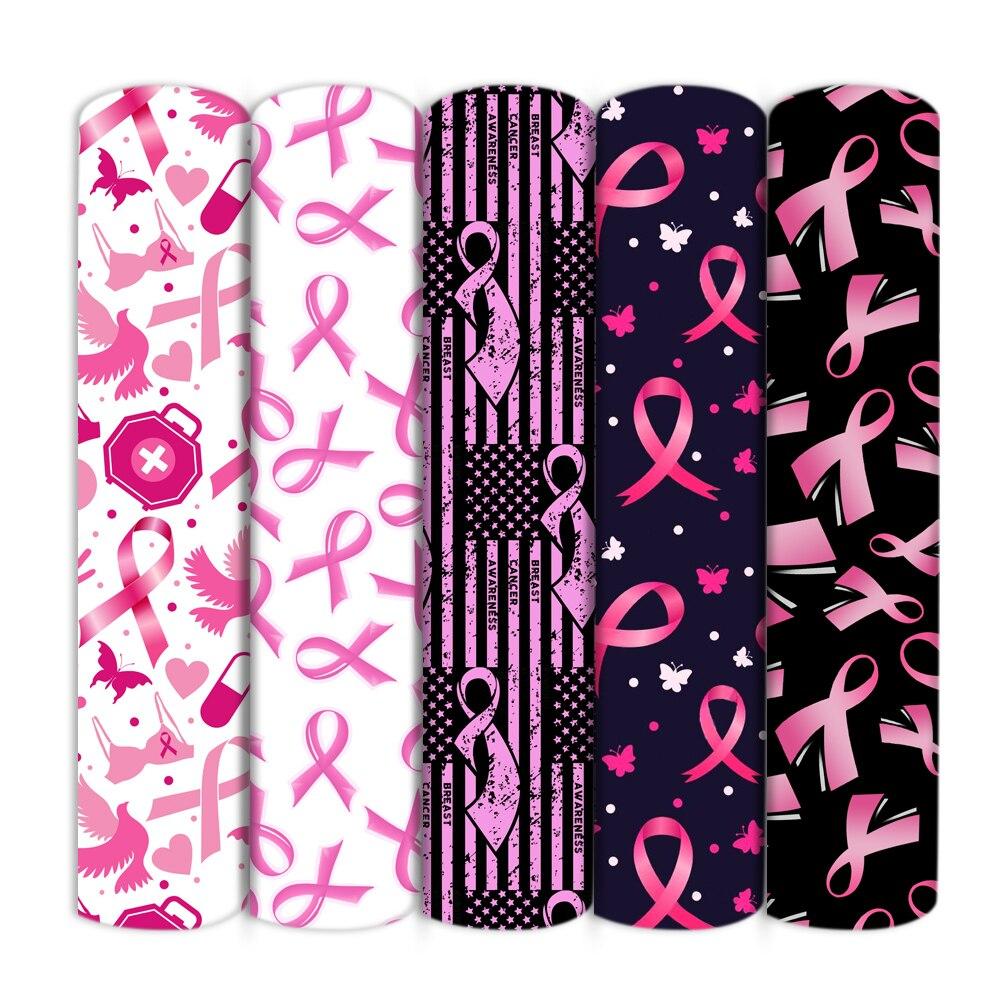 Информации о проблеме аутизма Рак молочной железы полиэстер хлопок Швейные стеганые ткани рукоделие Материал DIY ручной работы ткань, 1Yc13665