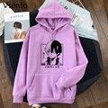 Мой герой Дамский фуражку кофта на осень зиму Повседневный пуловер, толстовки с капюшоном модные Janpan Аниме кофты Haajuku Толстовка девочки се