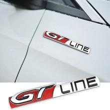 Боковые зеркала автомобиля Fender багажник GT Линия Логотип Стикеры для Peugeot 307 308 407 508 607 608 2008 3008 4007 4008 5008 табличка аксессуары