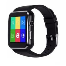 X6 Curved Smart Watch Card Internet Camera Phone Color Screen Bracelet Sports Step Count Sleep Monitoring Heart Rate Sport