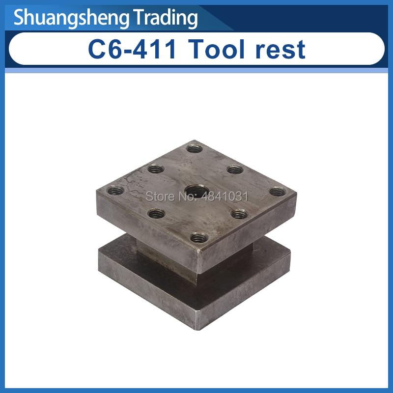 Tool Rest Square Tool Post SIEG C6-411 Metal Tool Holder