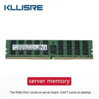Memoria de servidor DDR4, 8GB, 16GB, 4GB, 2400 2133MHz, ECC, REG, PC4-2133P, 2400T de ram
