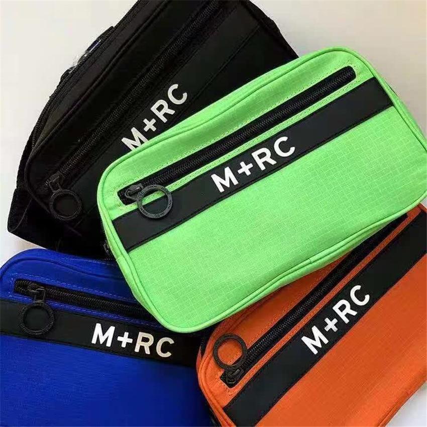 Men Women T-shirts M + RC NOIR T-shirt 4 Colors Style Casual M + RC Tee 23/14cm   2019 High Quality RIS Canal Street Acw