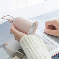Rechargeable Hand Warmer Wrap Around 4000MAh Protable Power Bank Night Light 3 in 1 Fit for Traveling Sports Fishing Hiking Camp|Stove Hand Warmers| |  -