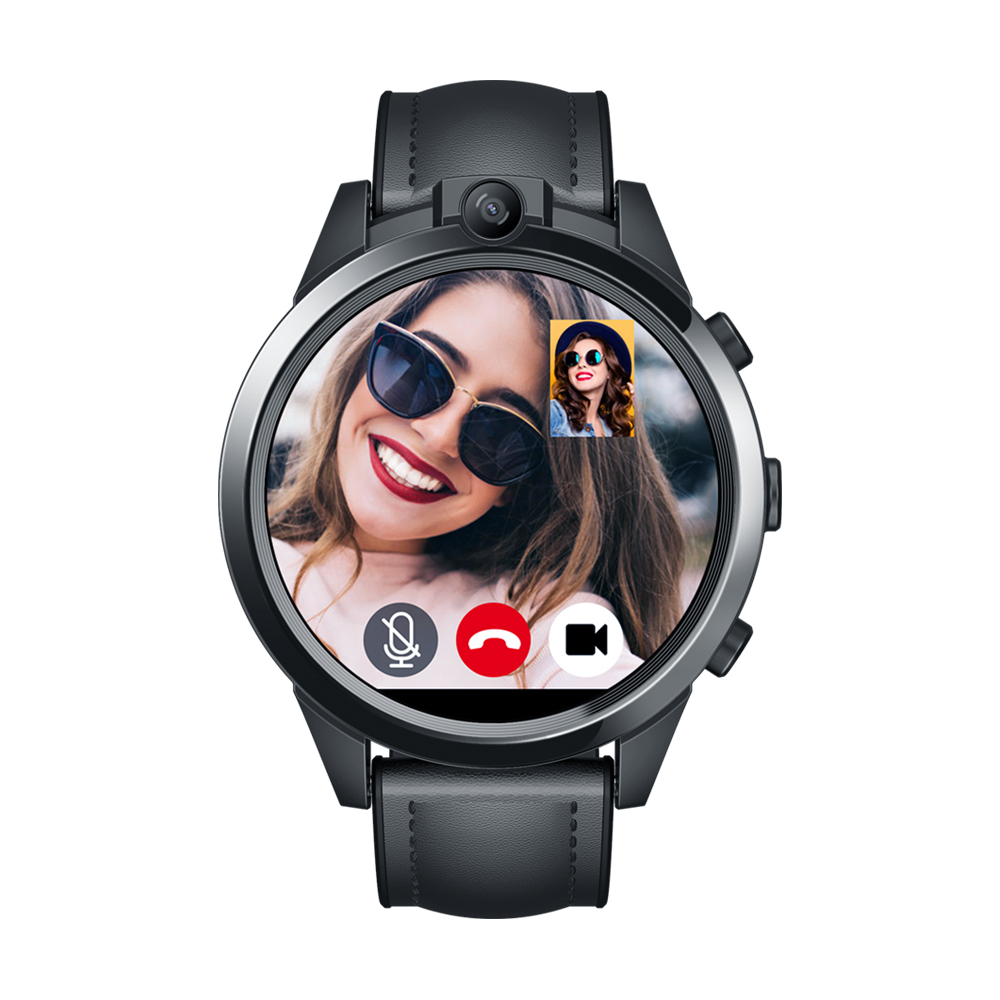 Zeblaze THOR 5 PRO Smart <font><b>Watch</b></font> Heart Rate <font><b>Blood</b></font> <font><b>Pressure</b></font> Video Calls Speed Monitor GPS Sports Tracking Smart <font><b>Watch</b></font> <font><b>4G</b></font> LTE image