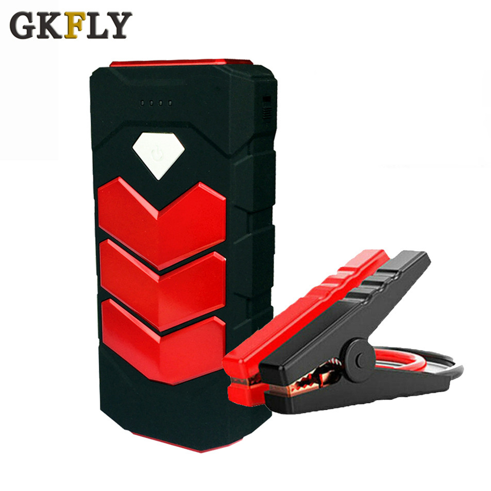 GKFLY <font><b>Car</b></font> Jump Starter Multi-Function Starting Device <font><b>Cables</b></font> 20000mAh Portable 12V <font><b>Car</b></font> <font><b>Battery</b></font> Booster <font><b>Car</b></font> <font><b>Charger</b></font> Buster image