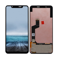Voor Lg G8s Thinq LMG810 LM-G810 Lcd Touch Screen Digitizer Panel Vervanging Vergadering