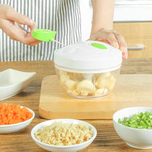 Многофункциональный измельчитель овощей и фруктов ручной для