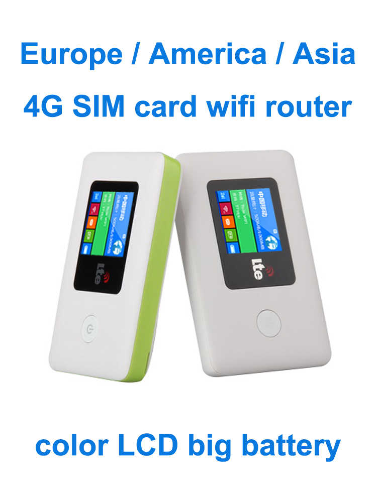 LR113 4G router lte Wireless USB wifi modem Router Sim Card MIFI tasca hotspot