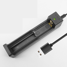 Universal 3.7V USB charger with usd cable Rechargeable Batte