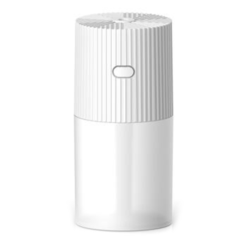 Home Appliances 300ML White Ultrasonic Humidifier With LED Lamp USB Car Mist Maker Aroma Diffuser Mini Air Humidifier For Office