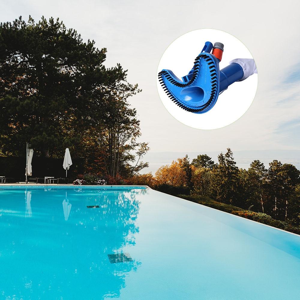 Прочный пылесос для бассейна, мини щетка для струи, легко моется, оставляет другие муки для бассейна, спа, пруда, ванны, аксессуары Бассейн и аксессуары      АлиЭкспресс