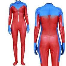 Women Stupid Sexy Splanders Flanders Cosplay Costume Zentai Bodysuit Suit Jumpsuits