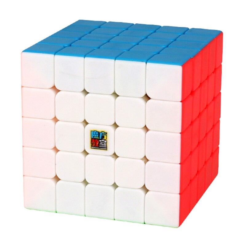 Новейшая классная игрушка MoYu Cubing Meilong 5x5x5Layer SS Legend Magic Yuxin Speed Cube Professional 5x5, обучающая игрушка для детей