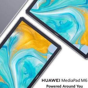 "Image 3 - Original HUAWEI MediaPad M6 10.8 ""Kirin 980 Octa Core Android 9.0 tablette type c 7500mAh 2560x1600 empreinte digitale IPS écran"