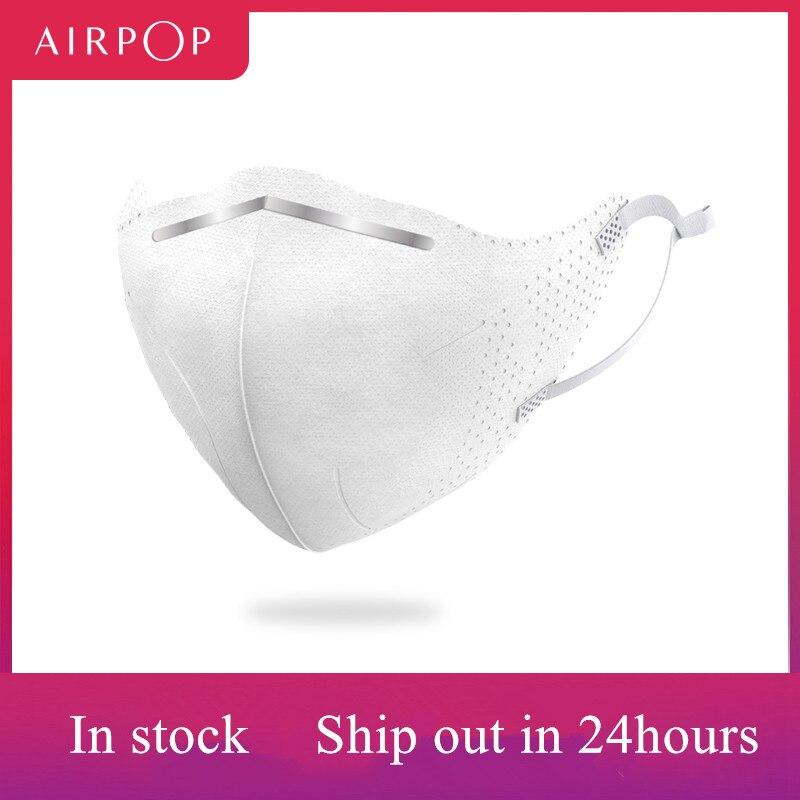 Xiaomi Airpop Liyuan Masken Einweg KN95 Maske Schutz Maske Sicherheit Masken 99% Filtration für Staub Partikel Verschmutzung