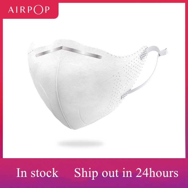 Xiaomi Airpop Liyuan Masks Disposable KN95 Mask Protective Mask Safety Masks 99% Filtration For Dust Particulate Pollution