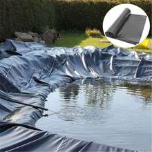 Liner Rubber Fish-Pond Cover-Pool Impermeable-Membrane HDPE Landscaping Thicken Waterproof