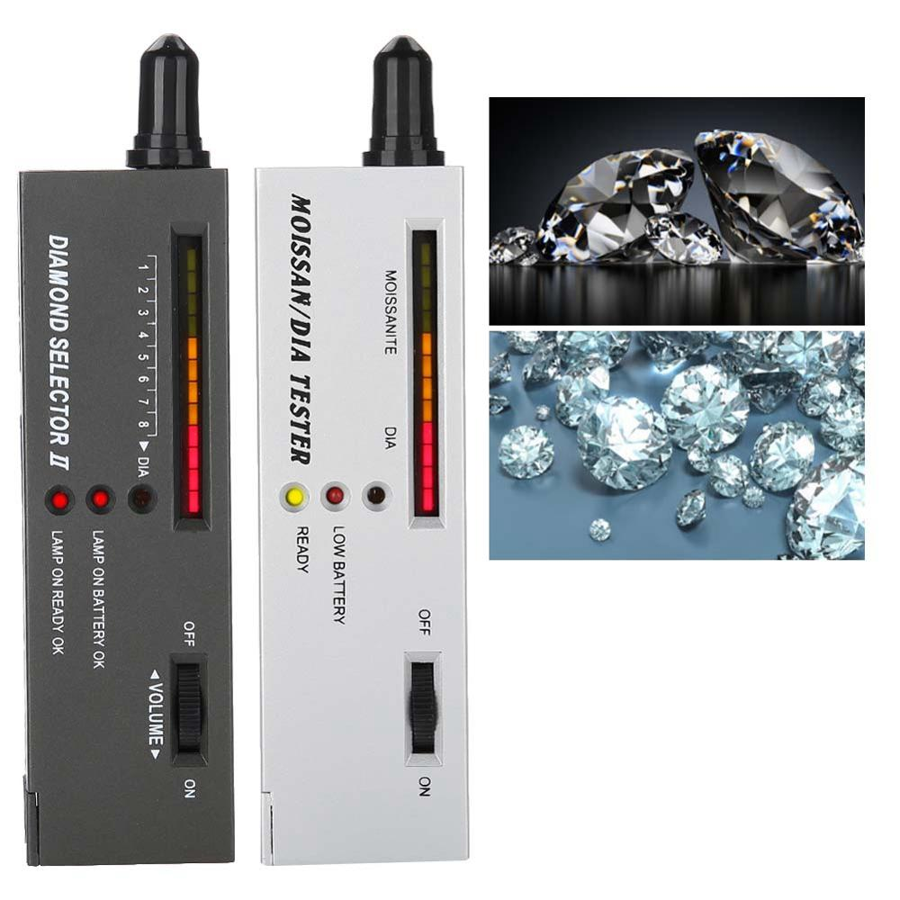 Pro Practical Jewelry Diamond Selector Tool II Moissanite Te…
