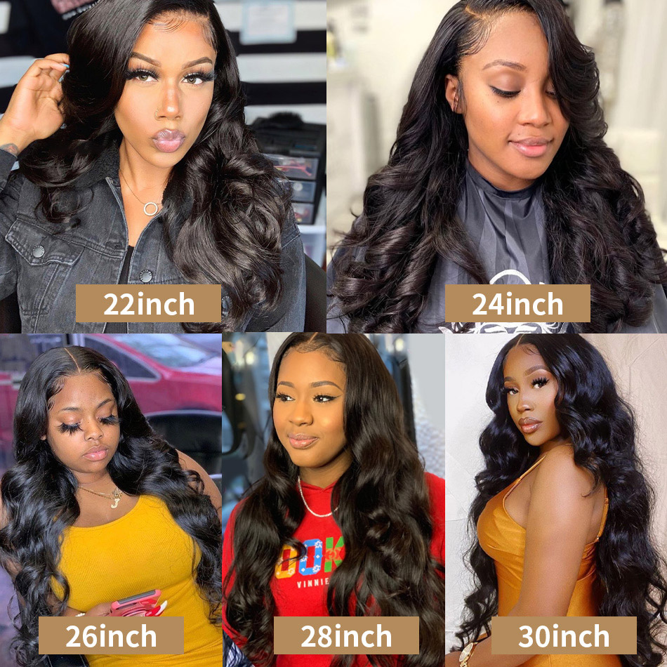 Hd Lace Front Wig Human Hair 6
