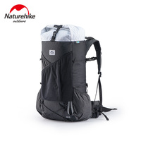 Naturehike 30L+5L Outdoor Backpacks Ultralight Packs X PAC Climbing Bags Unisex Waterproof Portable For Camping Hiking Travel