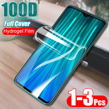 3-1Pcs 100D Full Screen Cover Hydrogel Film For Xiaomi Redmi Note 7 8 Pro 5 PLus 4X 4 5A 6A 7A Soft Protective Film Not Glass(China)