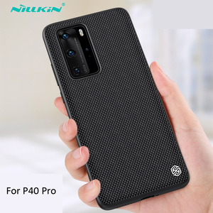 Image 5 - Nillkin Textured nylon Texture Pattern Case For Huawei P40 Pro
