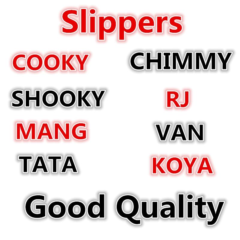 Fashion New Kpop Bangtan Boys Vapp Slippers Plush Slippers Cartoon Slippers TATA VAN COOKY CHIMMY SHOOKY Stuffed Slippers