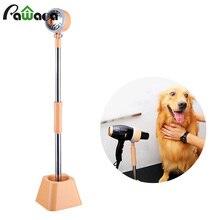 Фен для домашних питомцев подставка фиксированный кронштейн 180 градусов вращающаяся свободно выдвижная вешалка Удобный свободный уход за руками аксессуары для собаки C